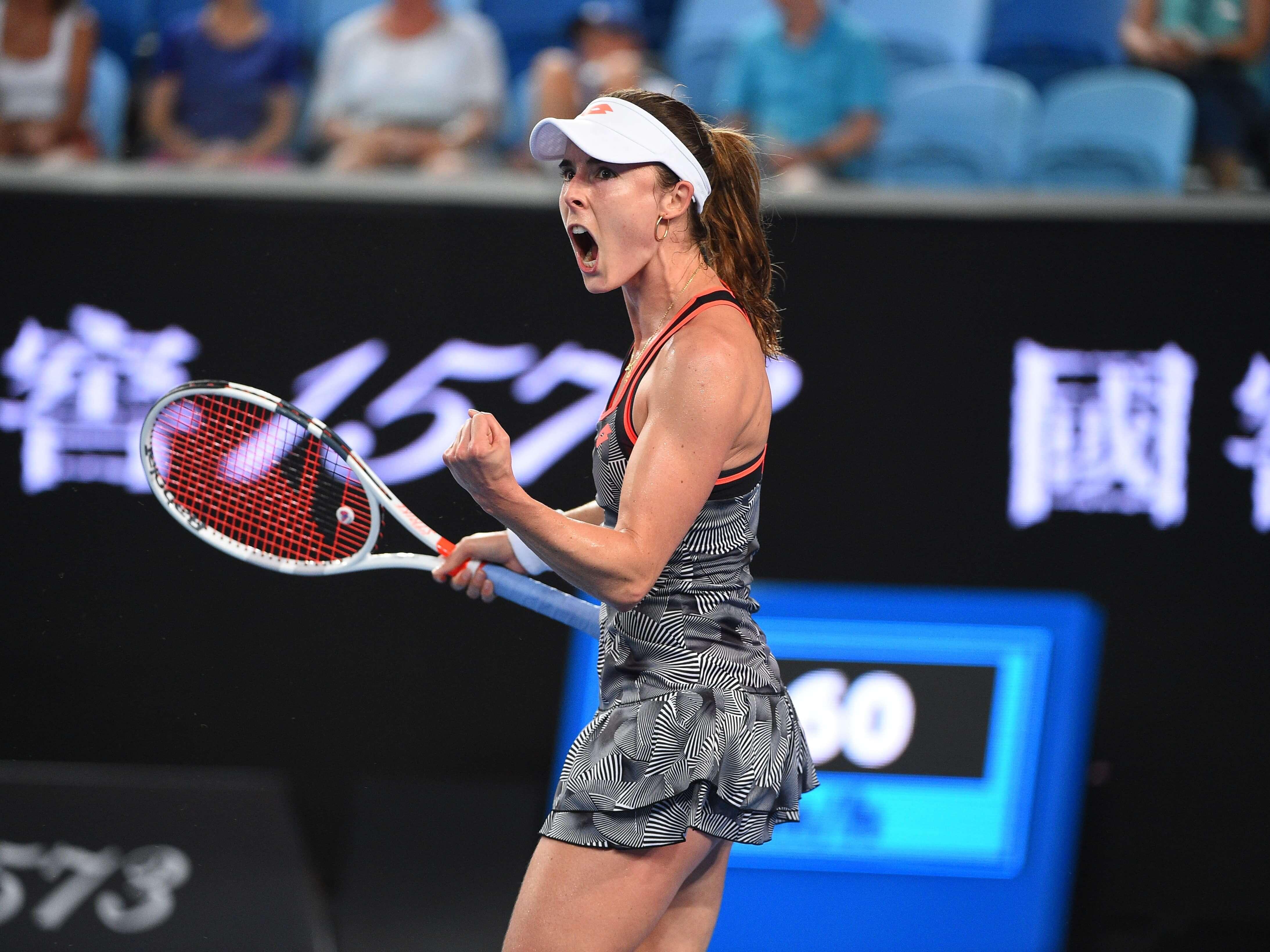 Alizé Cornet Tennis WeChamp