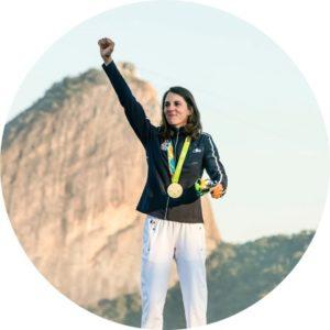 Conférencier Sportif Charline picon WeChamp