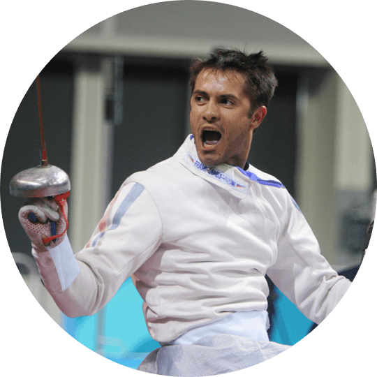Conférencier sportif Cyril Moré WeChamp