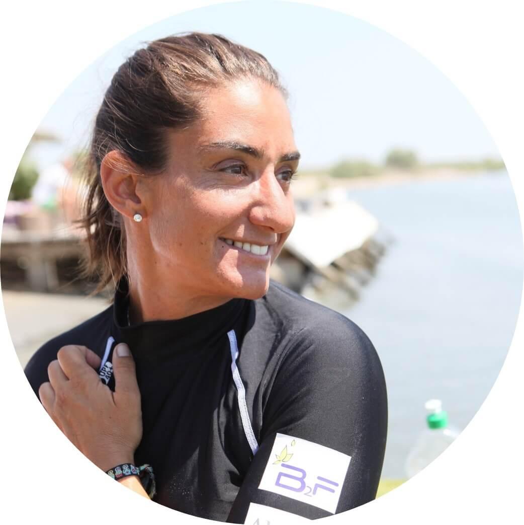 conférencière sportive Delphine le sausse WeChamp