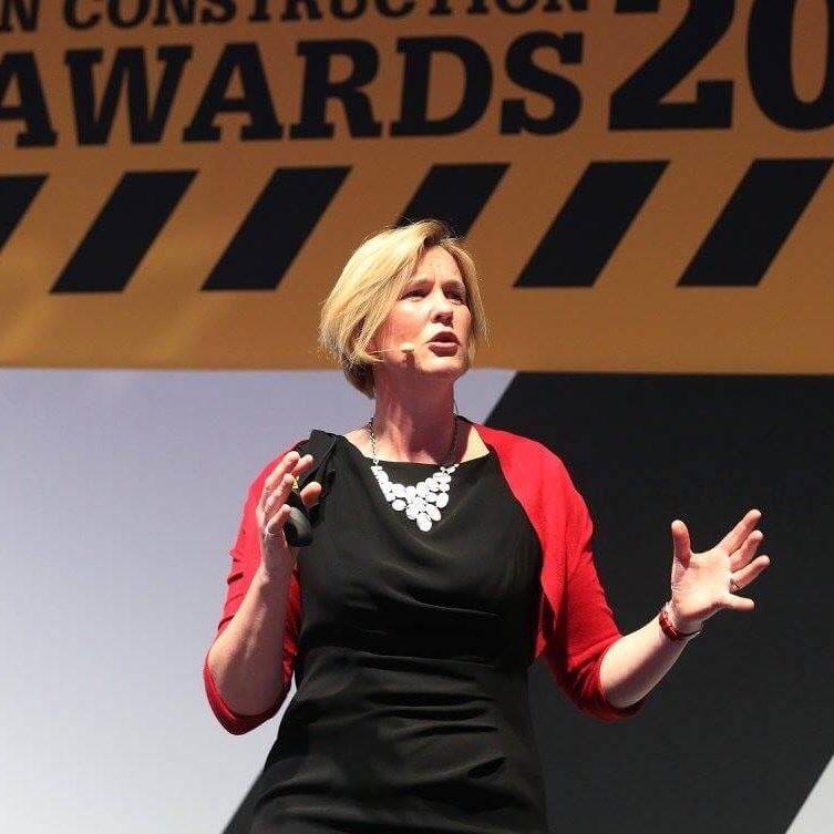 Mandy Hickson Conférencière Management WeChamp
