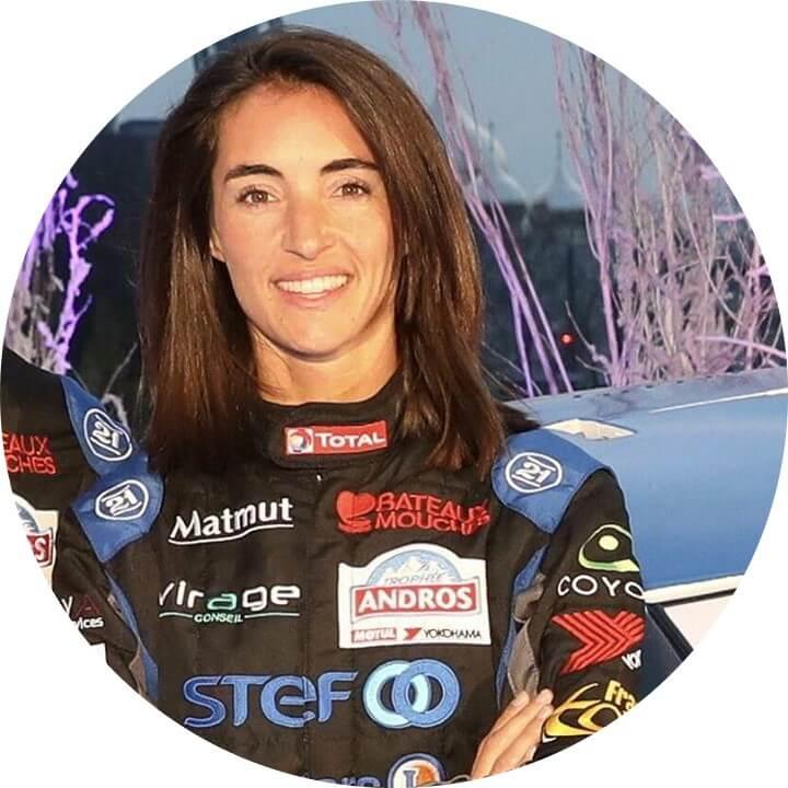 Margot Laffite conférencière sportive WeChamp