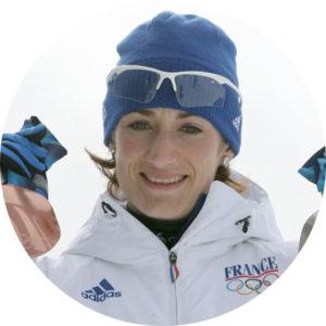 conférencier sportif Marie-Laure Brunet WeChamp