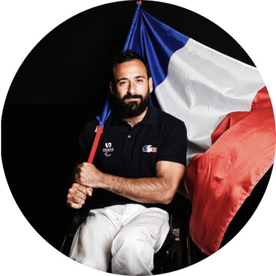 Michael Jeremiasz conférencier sportif WeChamp