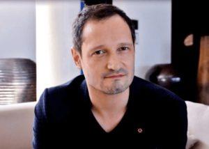 Conférencier sportif Nicolas Belnou entrepreneur