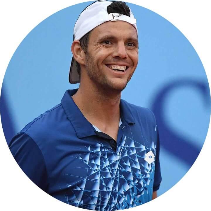 Paul Henri Mathieu conférencier sportif tennis