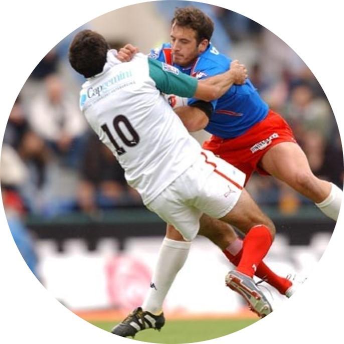 Raphaël Poulain Rugby WeChamp