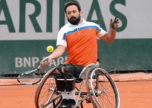 Michael jeremiasz tennis handisport athlète haut niveau wechamp entreprise conférence team building incentives conférencier