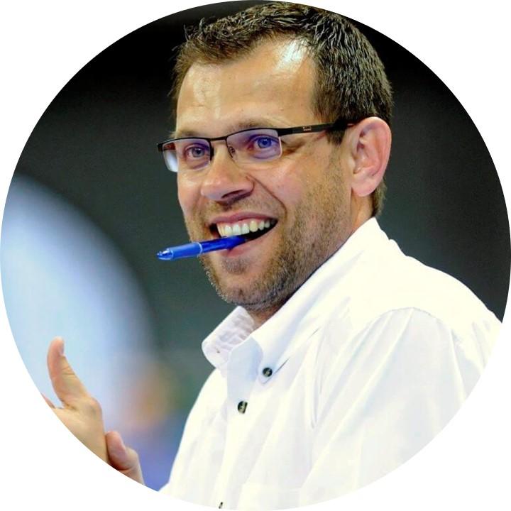 Cédric Enard conférencier sportif WeChamp