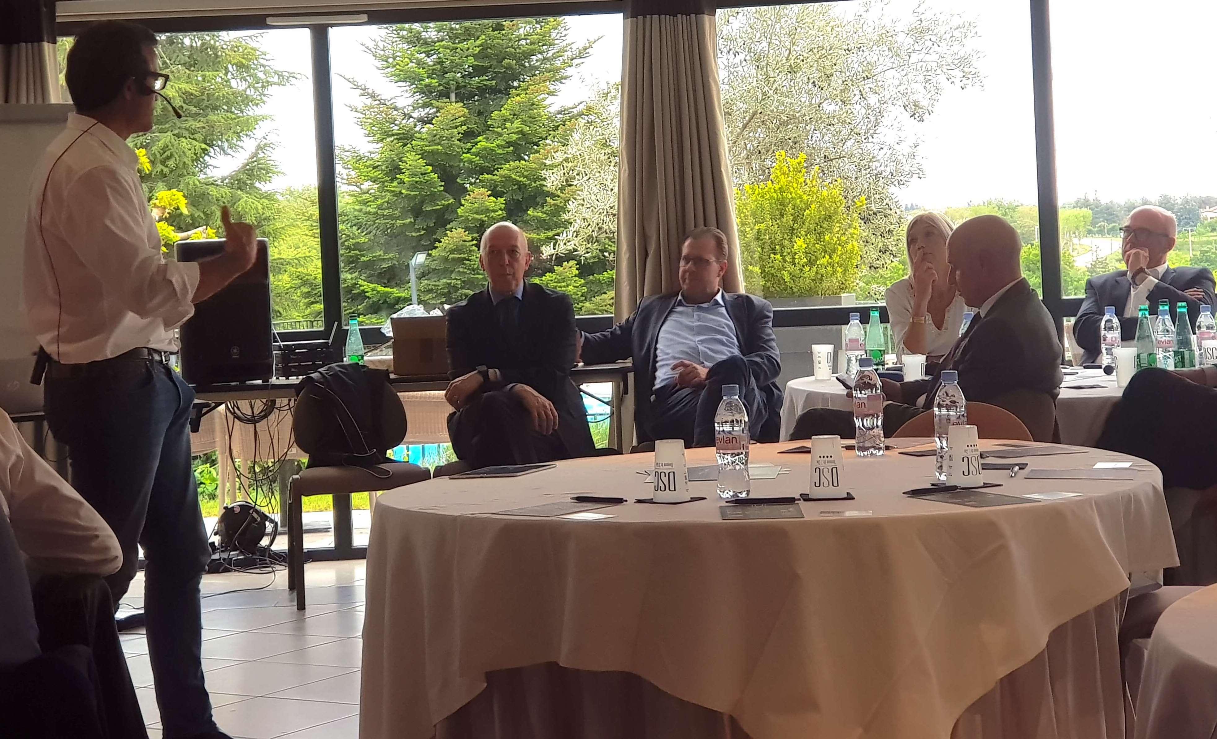 Conférence Fabien Galthié conduite du changement conférencier sportif