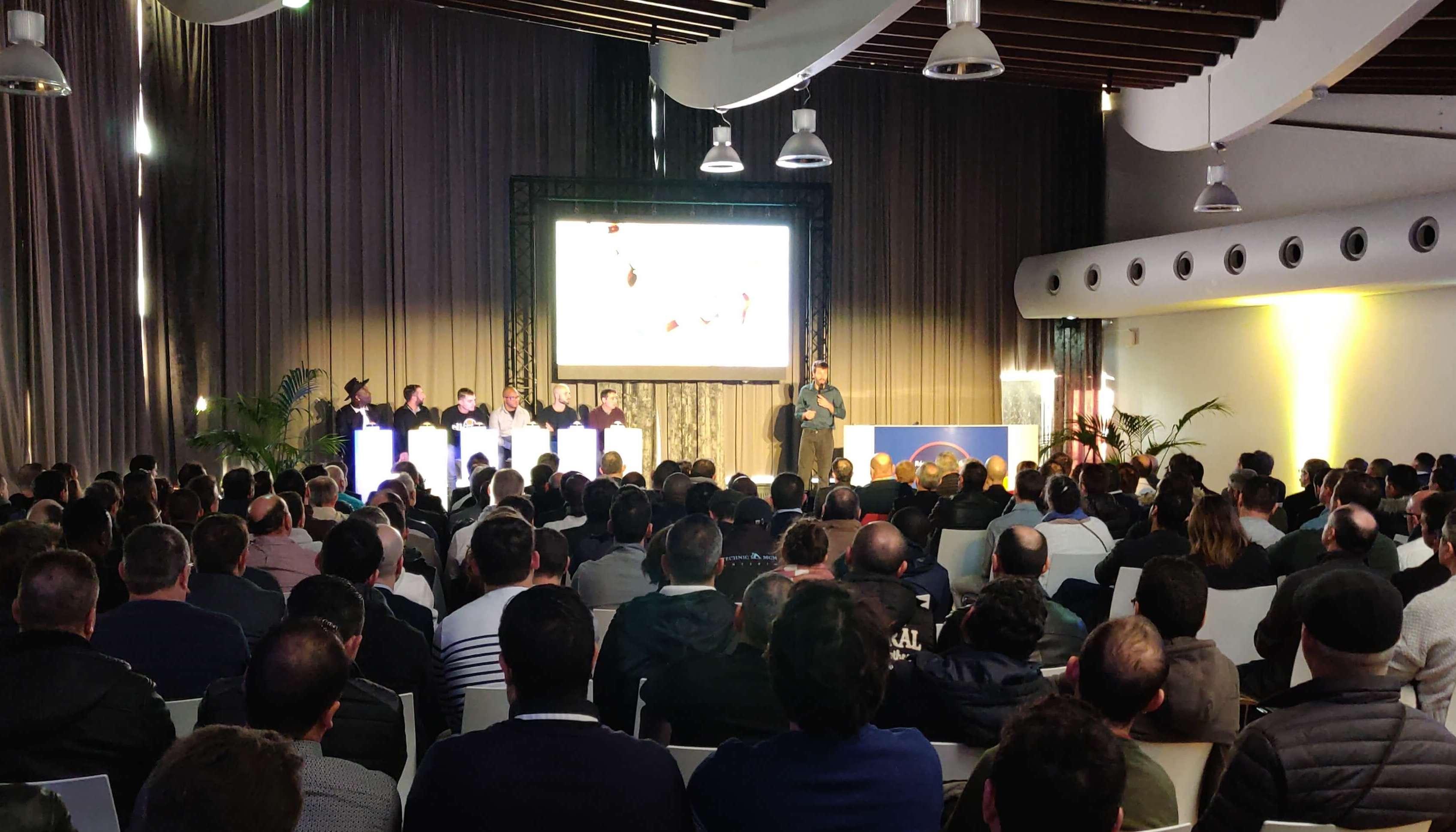 Conférence sécurité conférencier sportif frederic degoulet wechamp