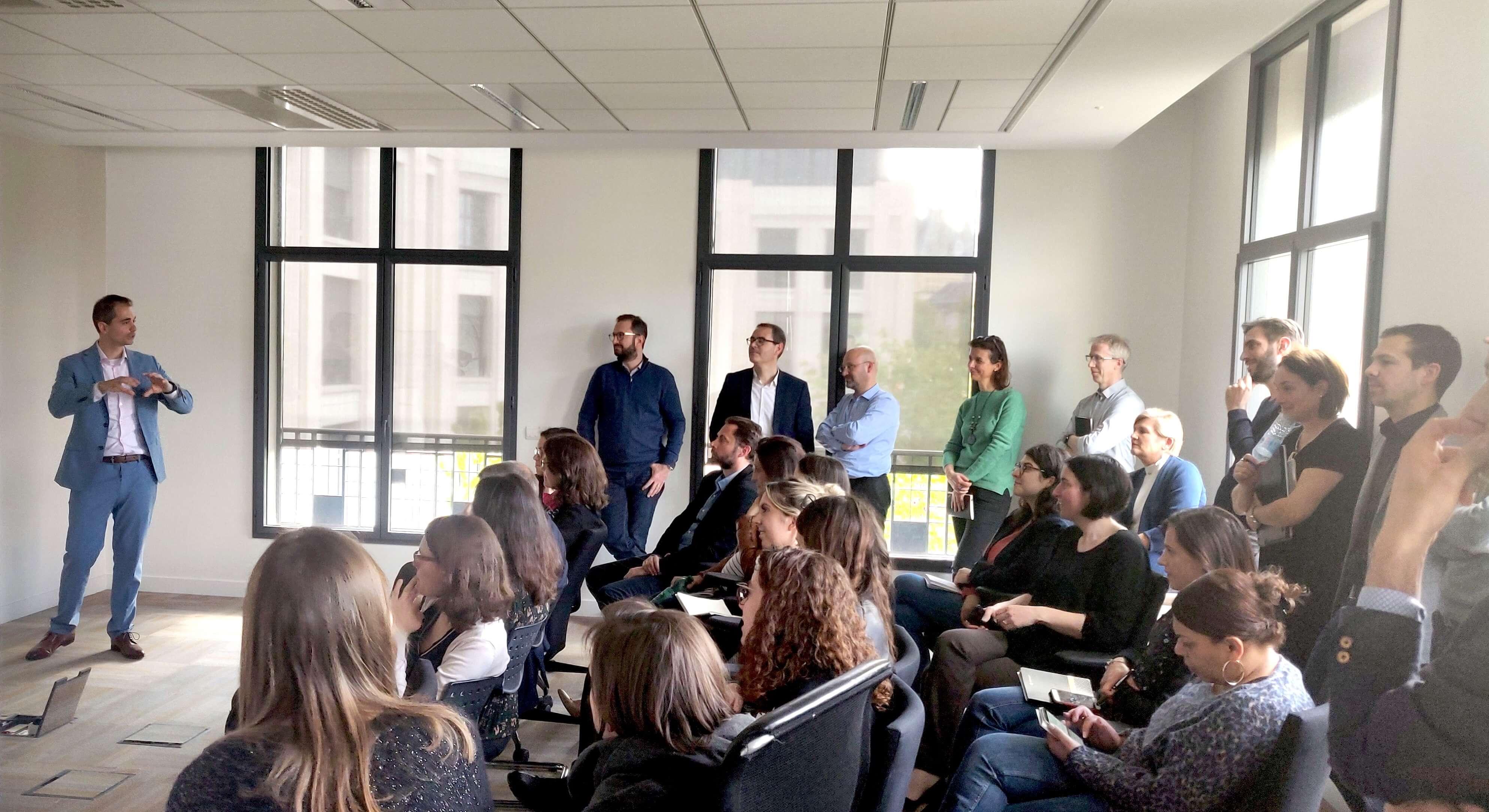 Conférence sur l'esprit d'équipe pierre henri chuet wechamp conférenciers
