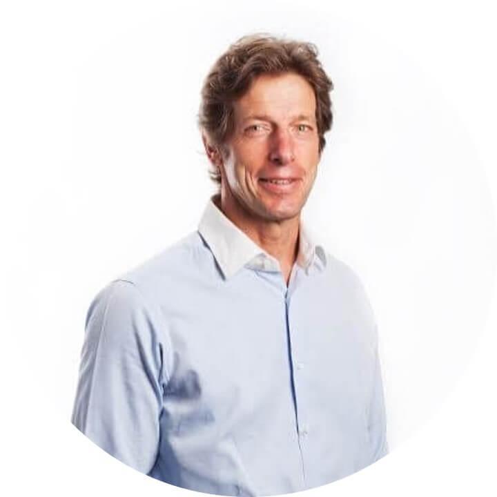 WeChamp conférencier sportif Joff Sharpe