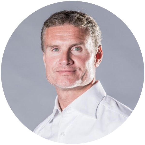David Coulthard conférencier WeChamp