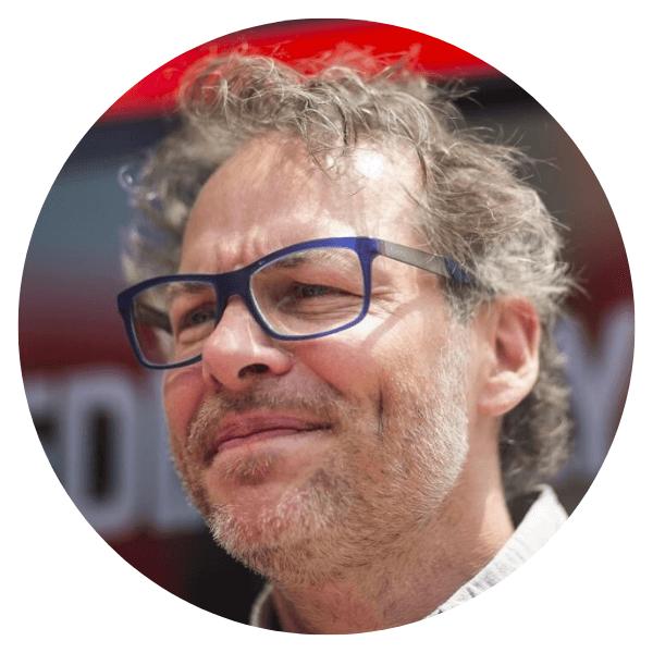 Jacques Villeneuve conférencier WeChamp
