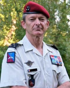 Thierry Ducret conférencier militaire