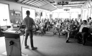 conférence sur l'innovation dans le sport conférencier sportif data scientist wechamp
