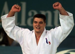 David Douillet WeChamp conférencier sportif