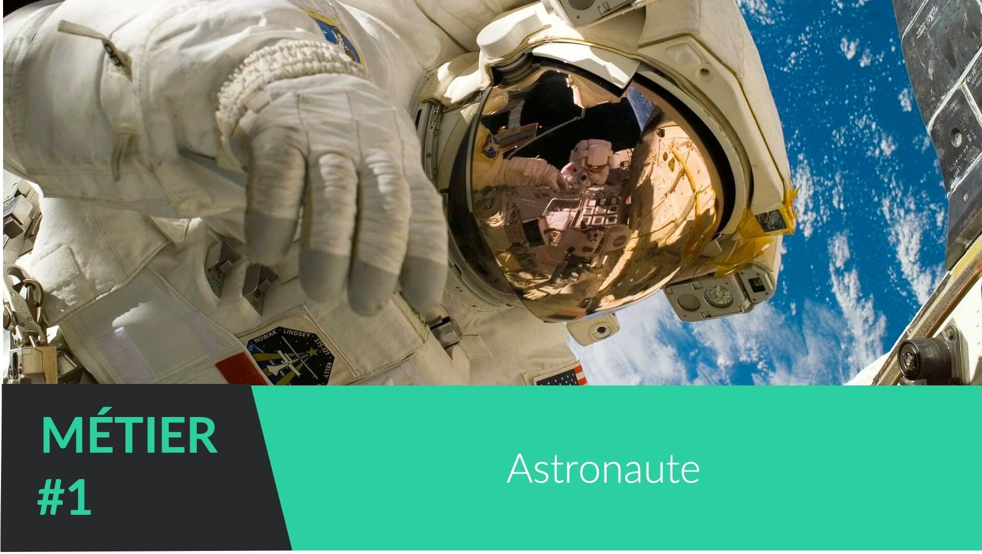 Conférencier astronaute