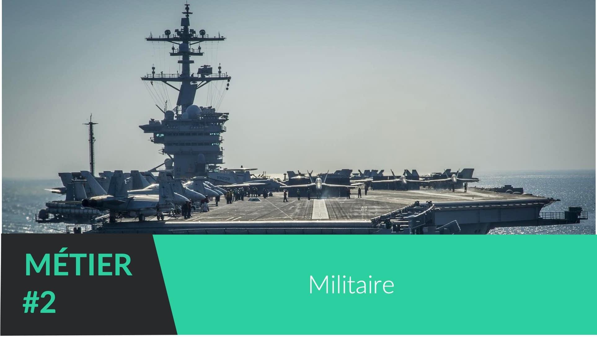 Choisir un conférencier - Militaire