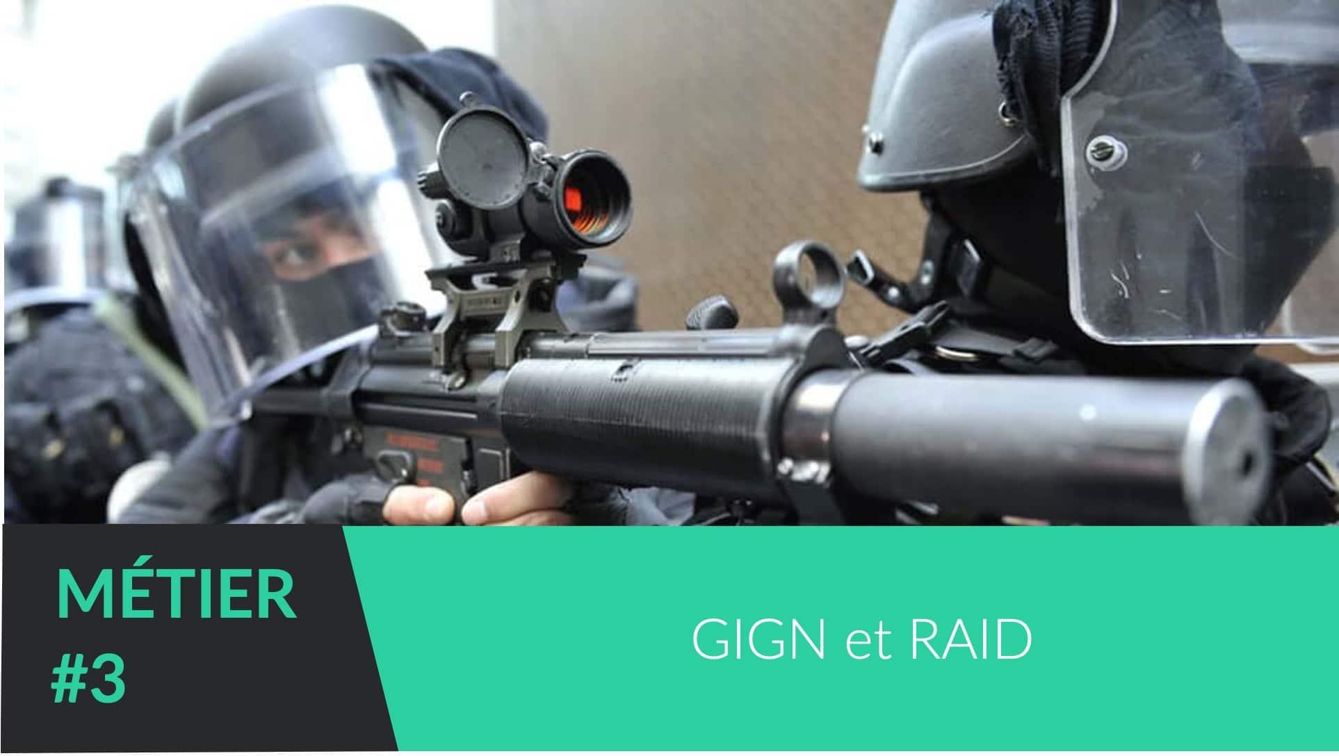 Conférencier négociateur du GIGN et du RAID