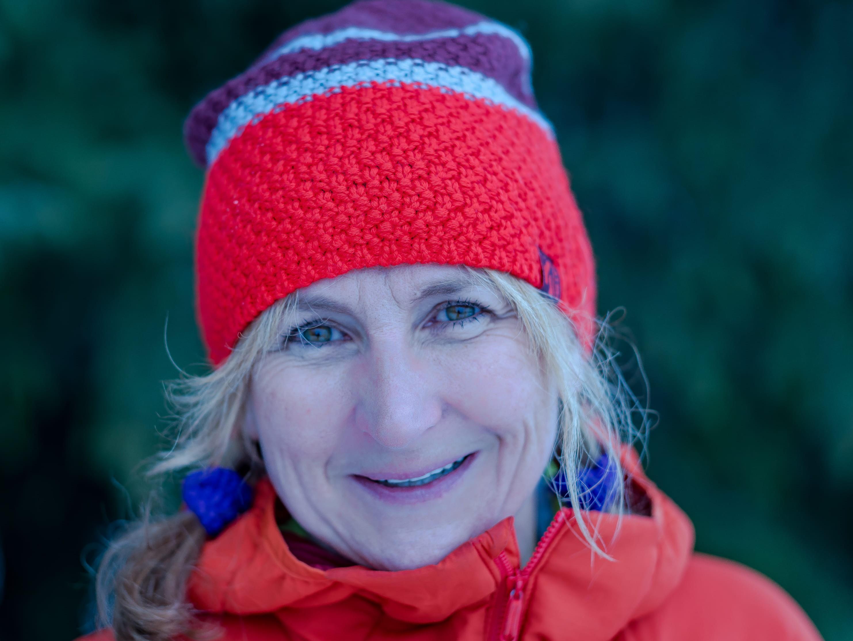 Conférencière sportive Sophie Lavaud WeChamp