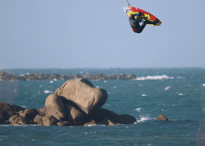 Chris Ballois kitesurf wechamp