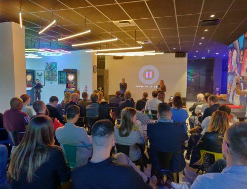 Conférence d'Astrid Guyart sur l'innovation