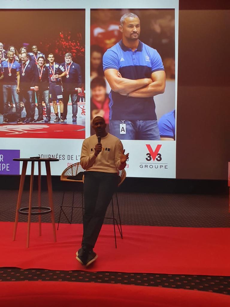 Conférence Didier DInart esprit equipe