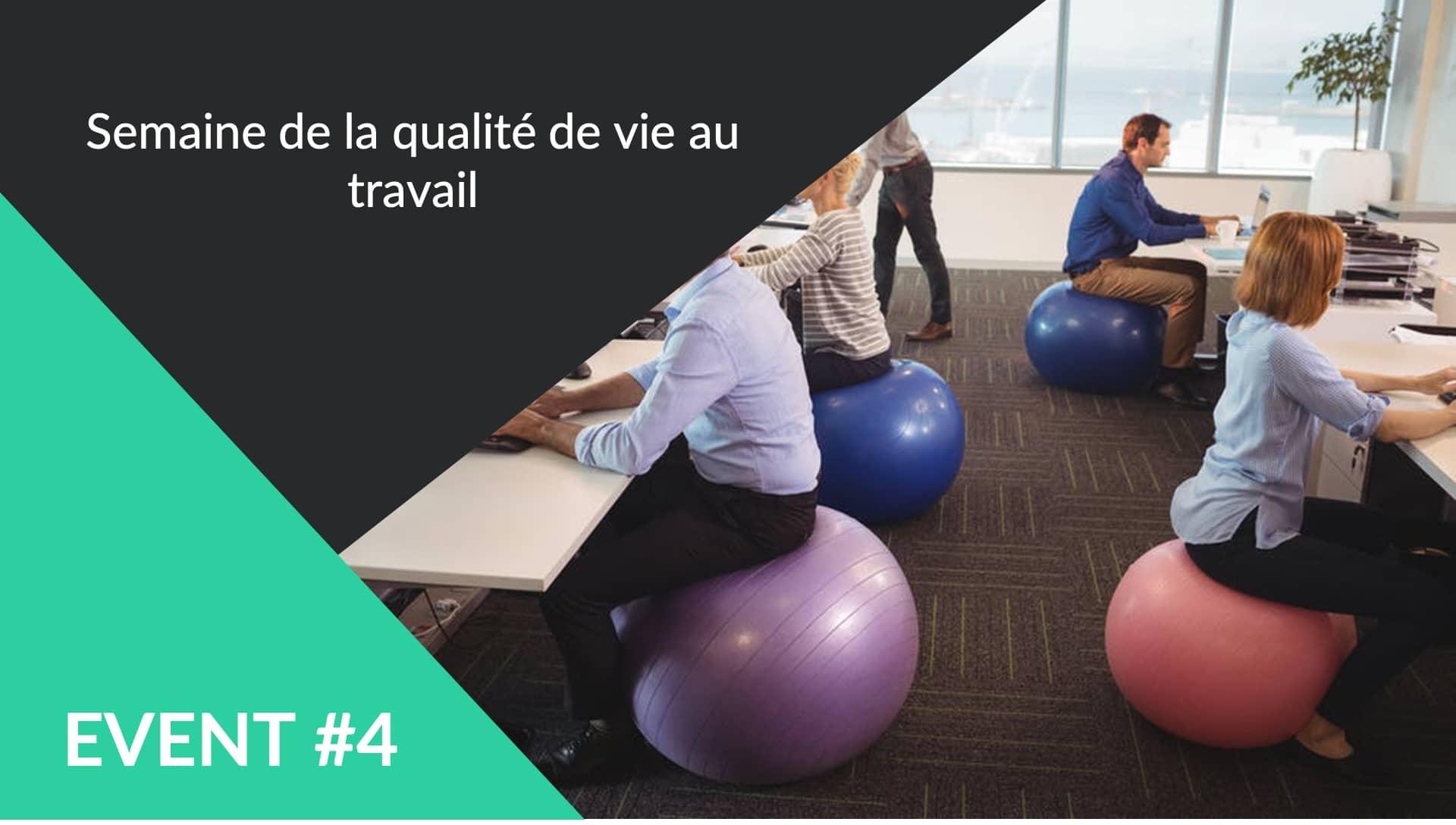 WeChamp - Conférence - Semaine de la qualité de vie au travail