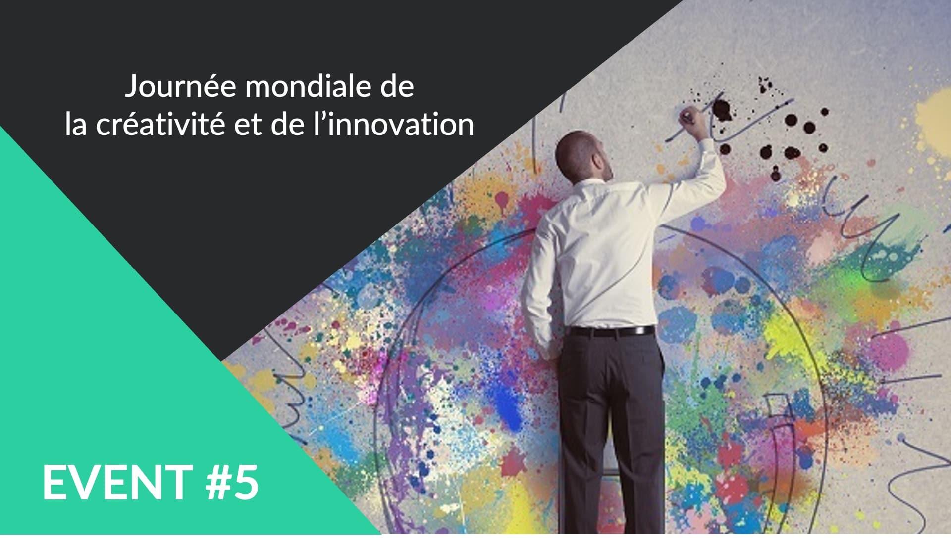 Conférence - Journée mondiale créativité et innovation