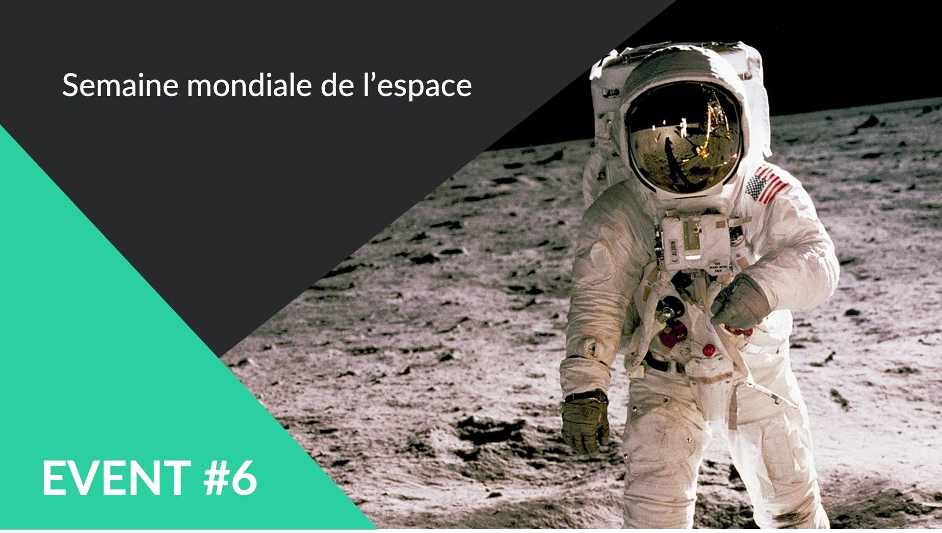 Conférence semaine mondiale de l'espace