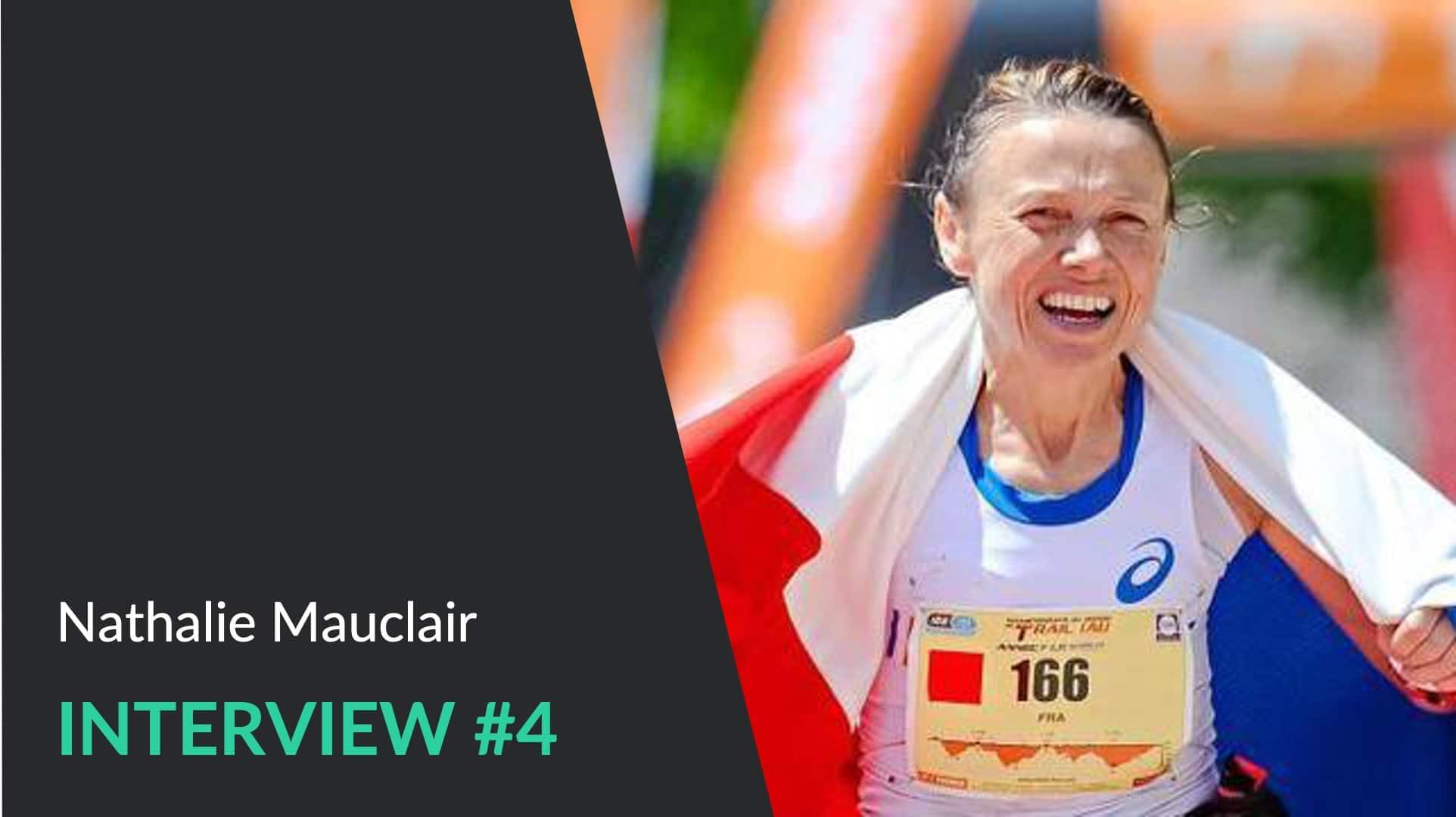 Nathalie Mauclair double championne du monde et conférencière chez WeChamp