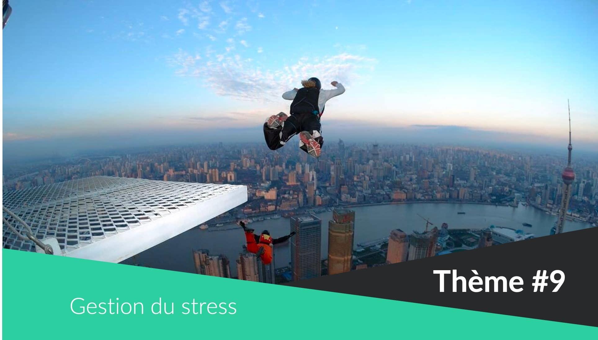 Mise en avant - Gestion du stress