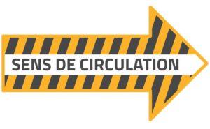 Sens de circulation - 9 conseils pour organiser une conférence dans un contexte de crise