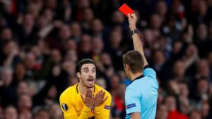 Contestation arbitre - Article arbitre