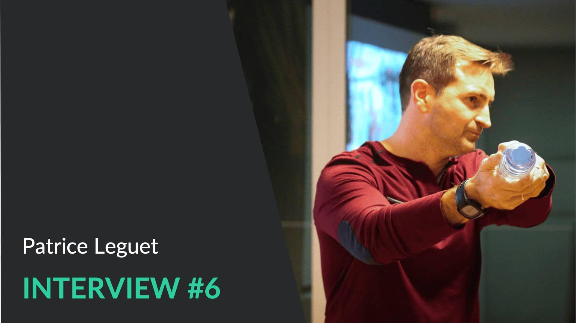 Interview Patrice Leguet - gestion du stress WeChamp