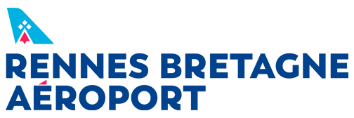 logo Rennes Bretagne Aéroport