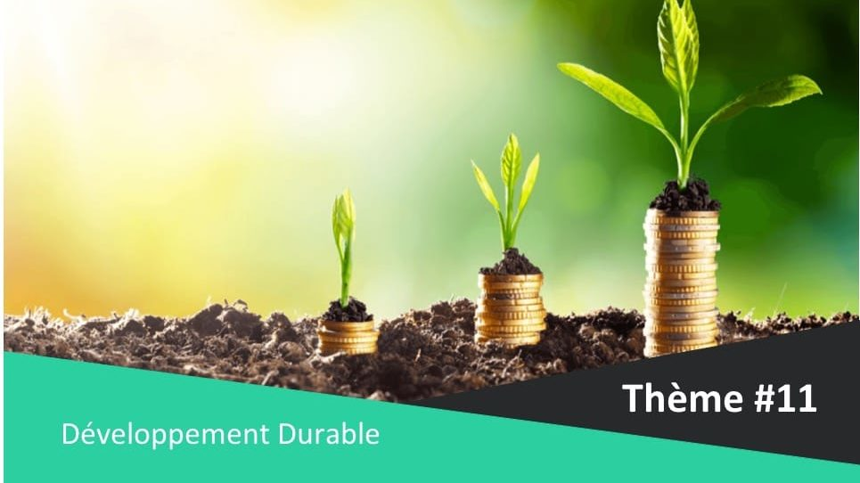 Intervenant développement durable WeChamp