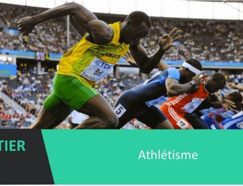 Les conférenciers en athlétisme