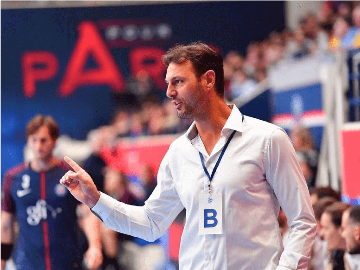 Jérôme Fernandez handballeur speaker sportif