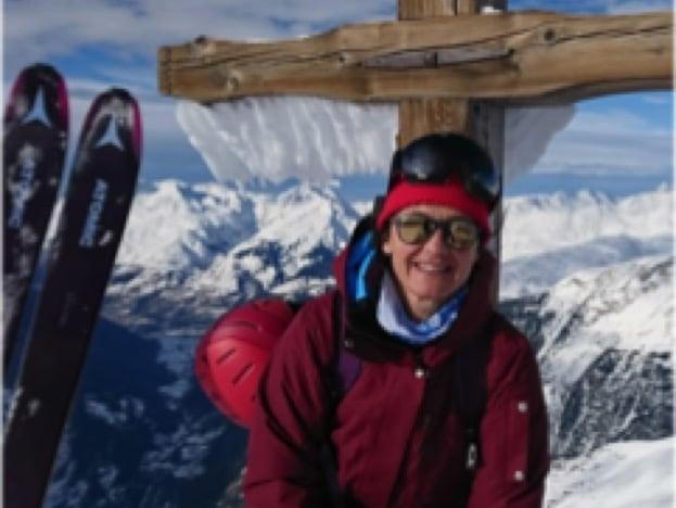Florence masnada conférencier sport ski alpin WeChamp