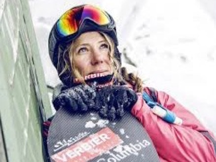 Géraldine Fasnacht conférencier sportif WeChamp
