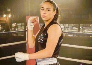 Amina Zidani conférencière sportive WeChamp