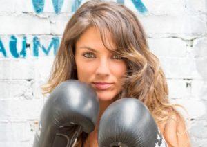 Cynthia Lauvergeon conférence boxe WeChamp